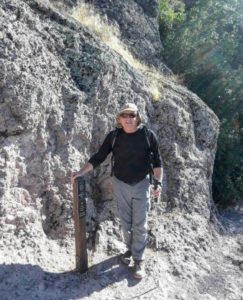 Jim Ostick High peak trails about us