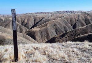 Reach San Benito Panoche Hills