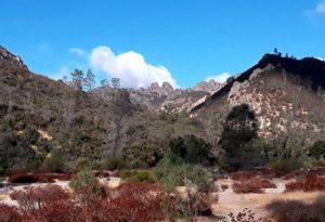 Pinnacles National Park South Trail