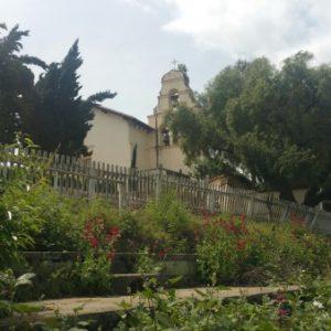 Reach San Benito Parks San Juan Bautista - mission