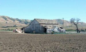 Anzar Road barn.