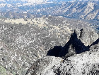 hiking pinnacles