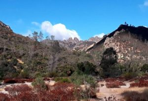 Pinnacles park San Benito County