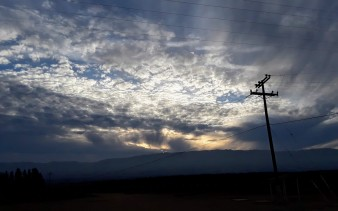 hiking in San Benito county