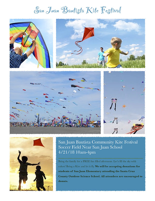 San Juan Bautista Kite Festival