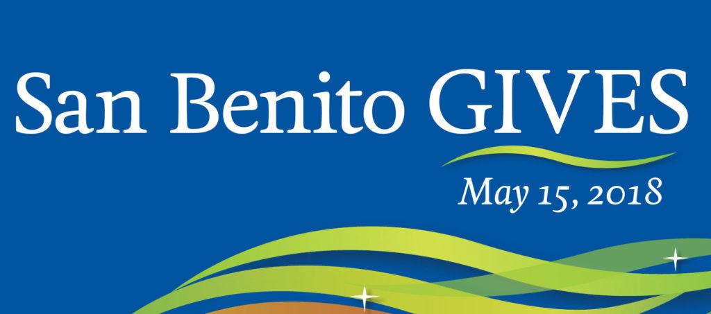 San Benito Gives 2018 Reach San Benito Foundation