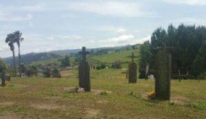 Reach San Benito Parks San Juan Bautista - cemetery