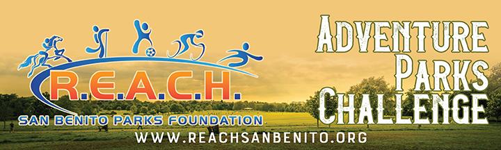 Reach San Benito Adventure Parks Challenge