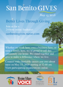 Reach San Benito Foundation - San Benito Gives